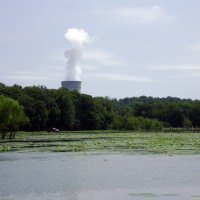 Nuclear Plant - Cooling Tower